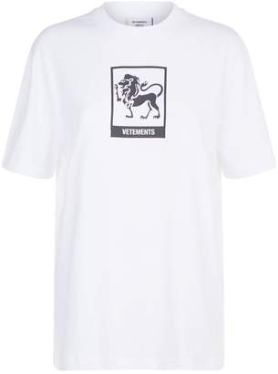 Vetements Leo Horoscope T-Shirt