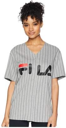 Fila Lacey Baseball T-Shirt Women's T Shirt