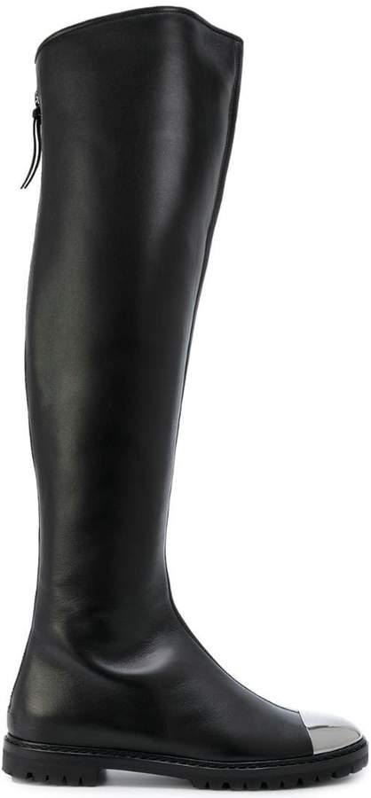 Giuseppe Zanotti Design toe cap boots