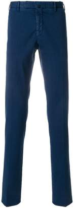 Incotex straight-leg suit trousers