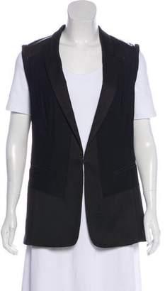 Rag & Bone Sleeveless V-Neck Vest