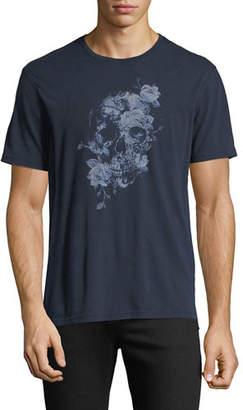 9c6524fe5 John Varvatos Men's Floral Graphic T-Shirt