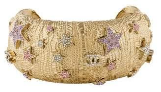 Chanel Celestial Crystal Cuff