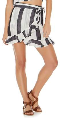 L-Space L Space Lucia Wrap Skirt Cover-Up