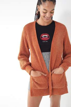 Urban Outfitters York Split Cardigan