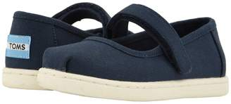Toms Kids Mary Jane Girls Shoes