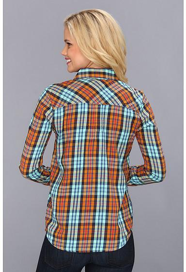 Hurley Wilson L/S Shirt (Juniors)