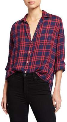 Frank And Eileen Plaid Long-Sleeve Button-Down Shirt
