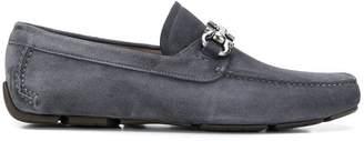 Salvatore Ferragamo Gancio horsefit loafers