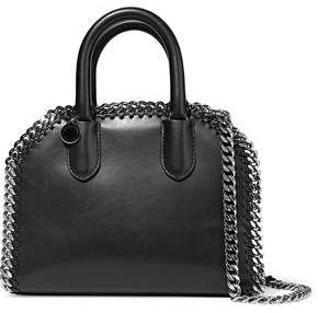 Stella McCartney The Falabella Faux Leather Shoulder Bag