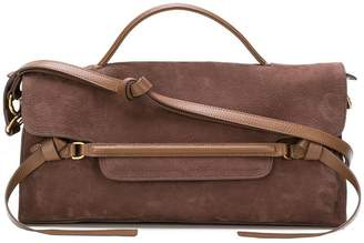 Zanellato knotted strap tote bag