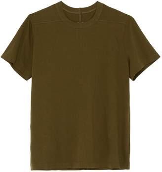 Rick Owens Panelled shoulder T-shirt