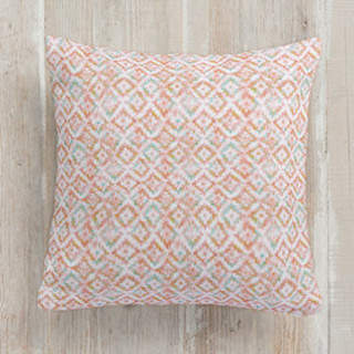 unfinished Business Square Pillow