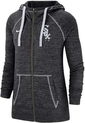 Nike Women's Chicago White Sox Full Zip Fleece