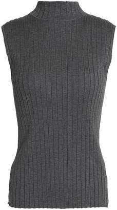 Rag & Bone Ribbed Cotton-Blend Turtleneck Sweater