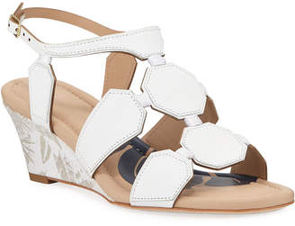 4996461dc Tommy Bahama Ivy Beach Geometric Wedge Sandals