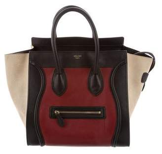Celine Medium Luggage Tote