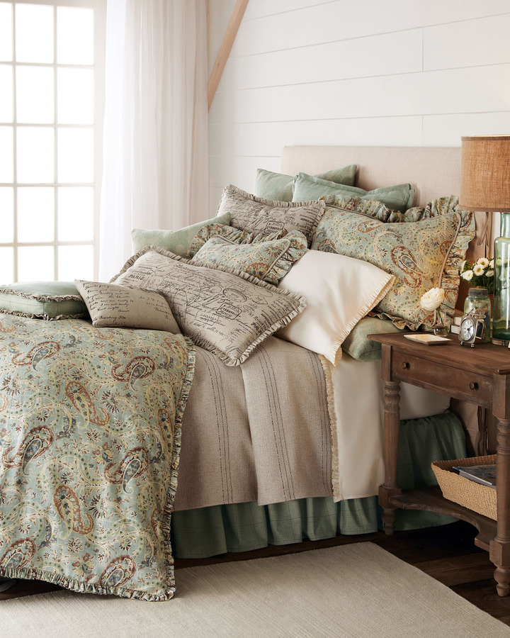 Mystique French Laundry Home Bed Linens