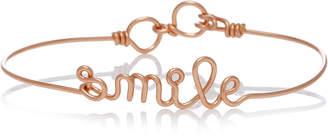 Rosegold Atelier Paulin Smile 14K Rose-Gold Bracelet