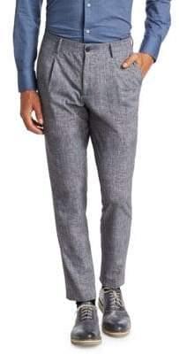 Saks Fifth Avenue x Traiano Savini Pleated Trousers