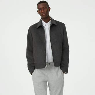 Club Monaco Brushed Short Jacket