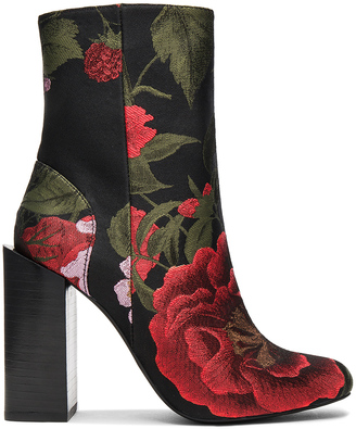 Jeffrey Campbell Stratford Booties $160 thestylecure.com