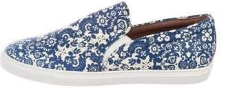 Tabitha Simmons Huntington Slip-On Sneakers