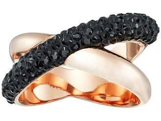 Swarovski Crystaldust Ring Cross
