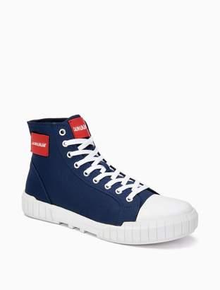 Calvin Klein biagio canvas sneaker