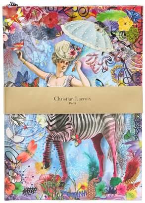 Christian Lacroix B5 Zebra Girl Pop-Up B5 Notebook