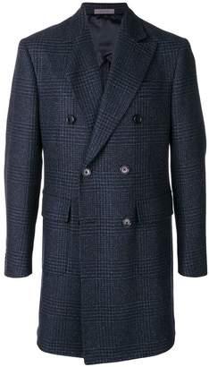 Corneliani long formal blazer-coat