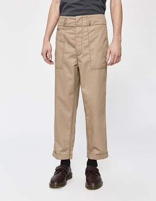 Marni Workwear Pant in Beige