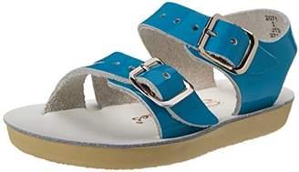 Salt Water Sandals Girls' Sun-San Sea Wee Flat