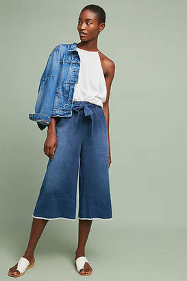 Cloth & Stone Balboa Cropped Wide-Leg Pants