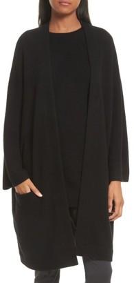 Women's Vince Cashmere Cardigan Coat $525 thestylecure.com