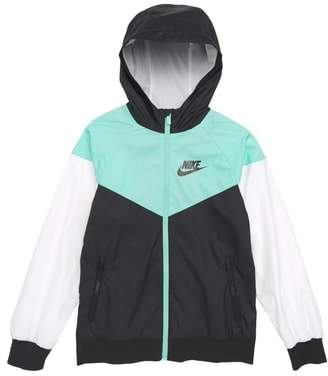 Nike Windrunner Water Resistant Hooded Jacket