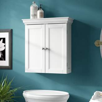 "Three Posts Nantwich 22.25"" W x 24"" H Wall Mounted Cabinet"
