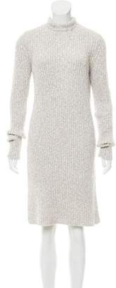 Celine Knit Sweater Dress