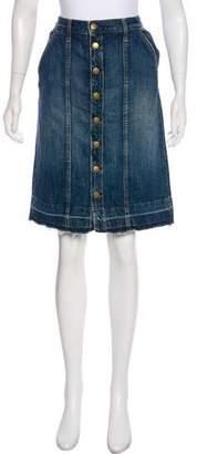 Current/Elliott Sally Mini Skirt
