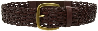 LAUREN Ralph Lauren - Stretch Braided Belt Women's Belts $58 thestylecure.com