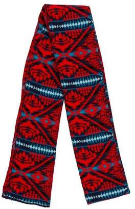 Pendleton Wool Knit Scarf w/ Tags