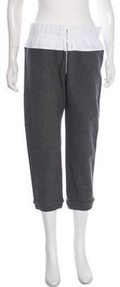 Marni High-Rise Straight-Leg Sweatpants w/ Tags