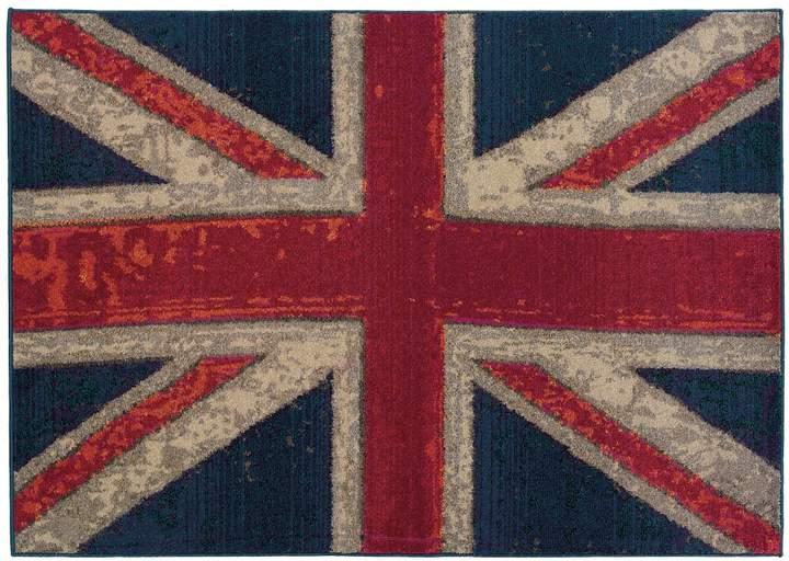 Union Jack Area Rug