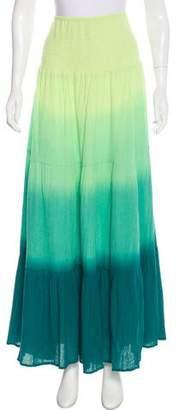 Calypso Ombré Maxi Skirt