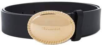 DSQUARED2 round buckle belt
