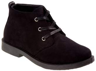 Joseph Allen Boy's Casual Lace-Up Chukka Boots