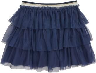 Boden Mini Tiered Tulle Skirt