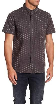 O'Neill Fifty Two Short Sleeve Print Modern Fit Shirt