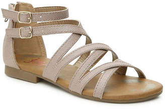 Jellypop Nimble Toddler & Youth Gladiator Sandal - Girl's