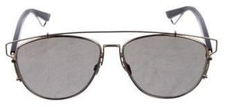 Christian Dior Technologic Metal Sunglasses
